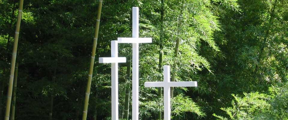 十字架と聖霊そして宣教